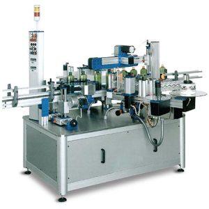 دستگاه لیبل زن صنعتی - اتوماتیک